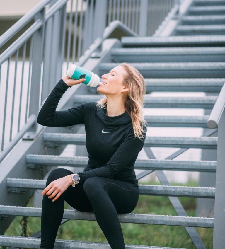 wat moet je eten tijdens een marathon